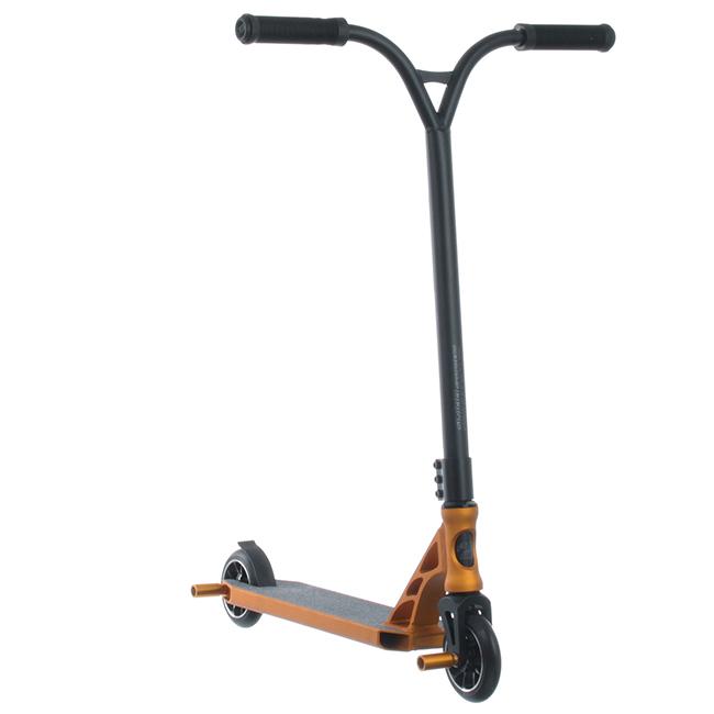 Slamm Urban VII Extreme Scooter - gold