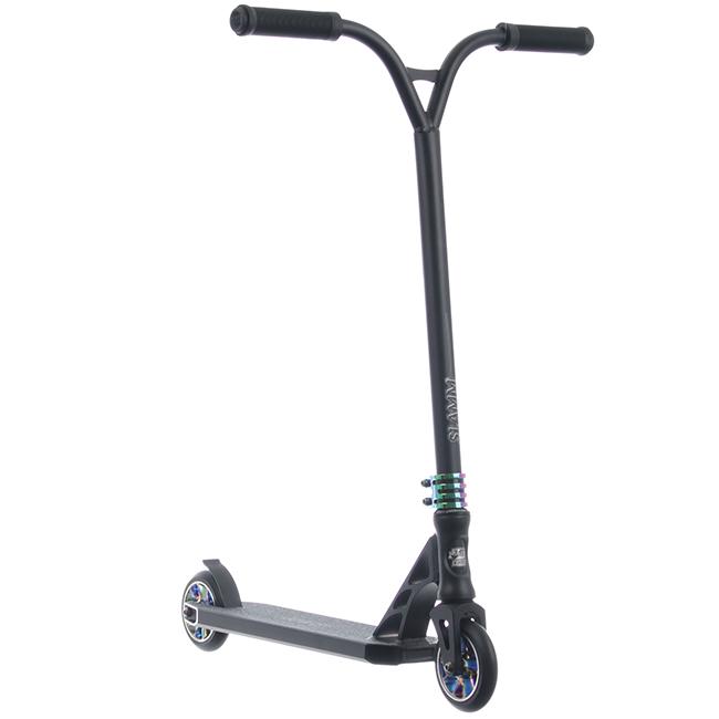 Slamm Assault III Scooter - black