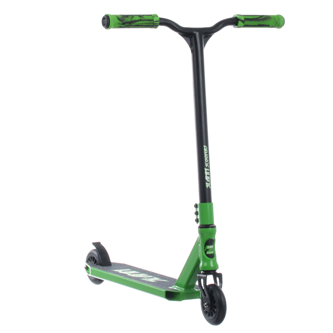 Slamm Tantrum VI Scooter - green