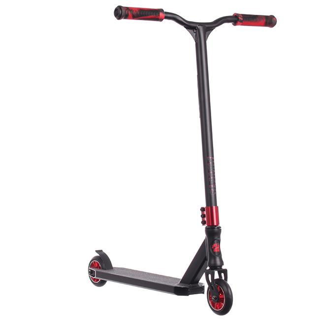 Slamm Classic VI Scooter - black/red