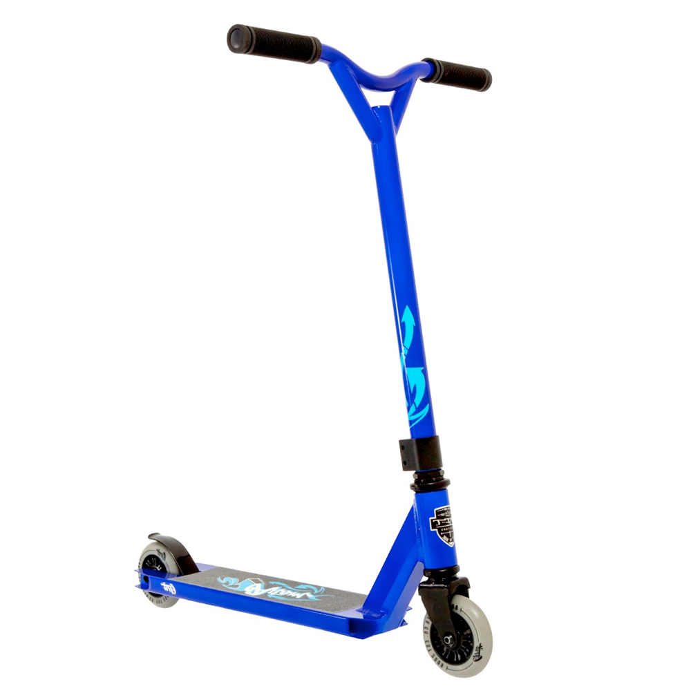 Grit Complete Scooter Atom - Blue