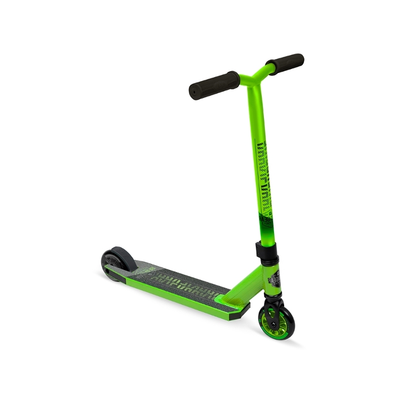 MADD GEAR Scooter Carve Rookie -  lime/schwarz