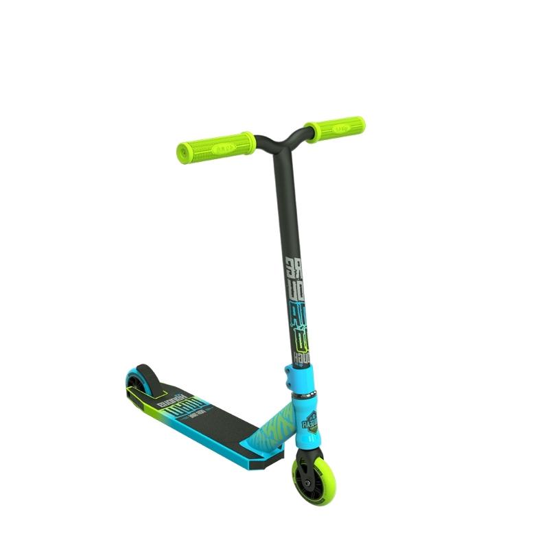 MADD GEAR Kick Rascal - blau/grün