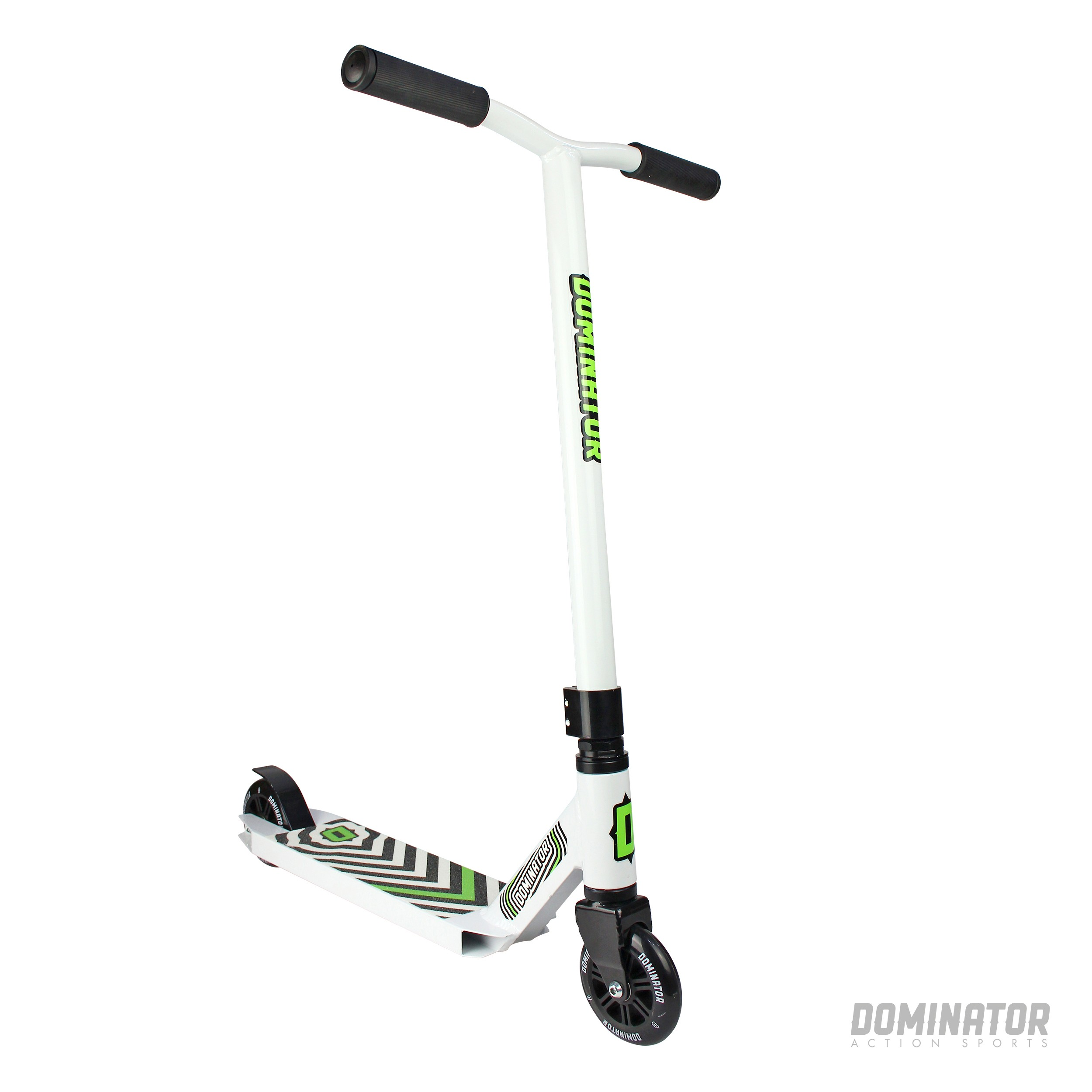 Dominator Scout Complete Scooter - white/white