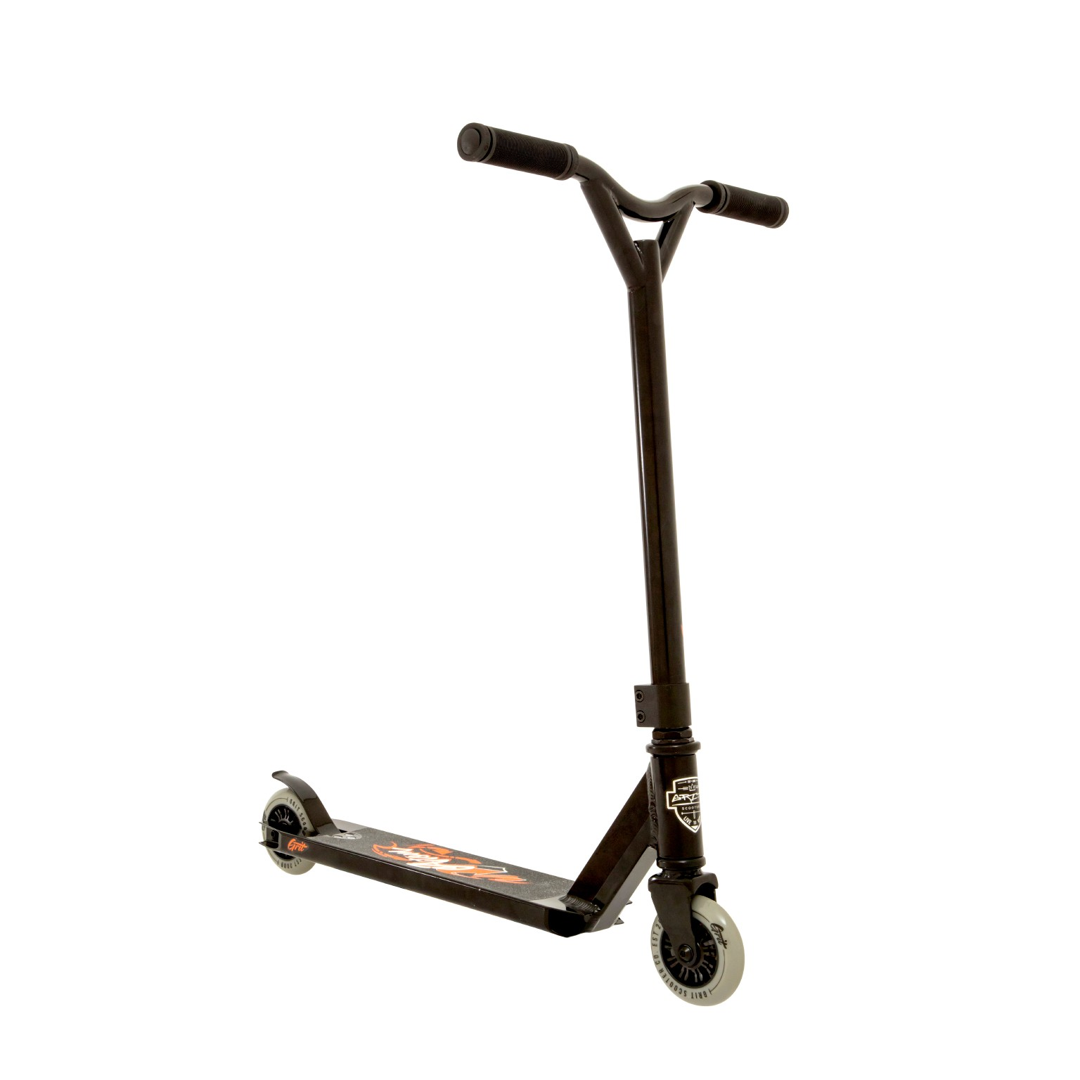 GRIT Complete Scooter Atom - Black /Orange