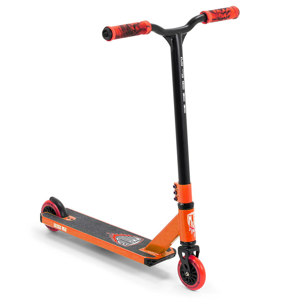 Slamm Tantrum V8 Scooter - orange
