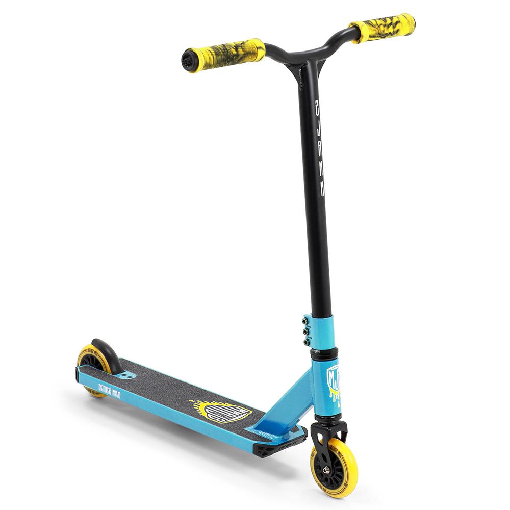 Slamm Tantrum V8 Scooter - blau