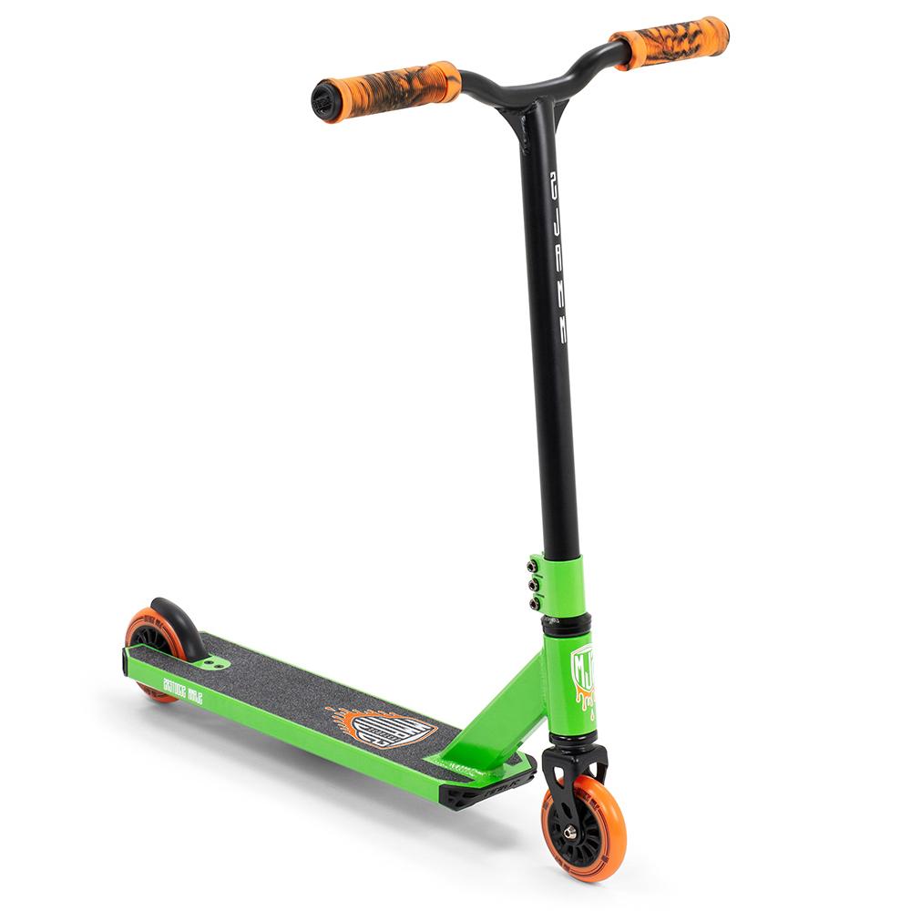 Slamm Tantrum V8 Scooter - grün
