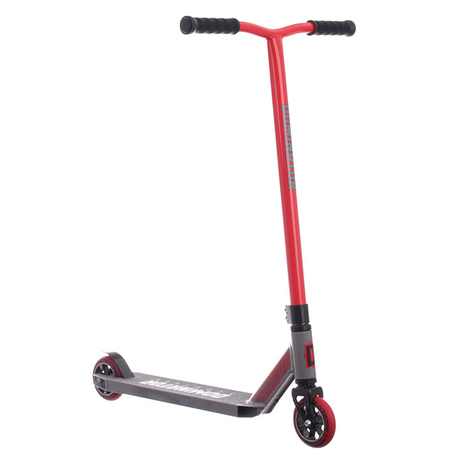 Dominator Ranger Complete Scooter - red/grey