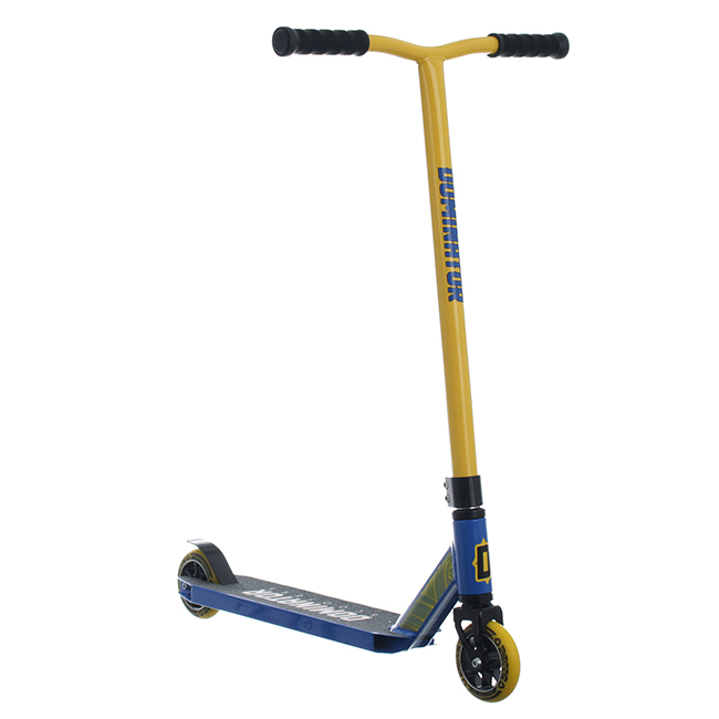 Dominator Ranger Complete Scooter - yellow/blue
