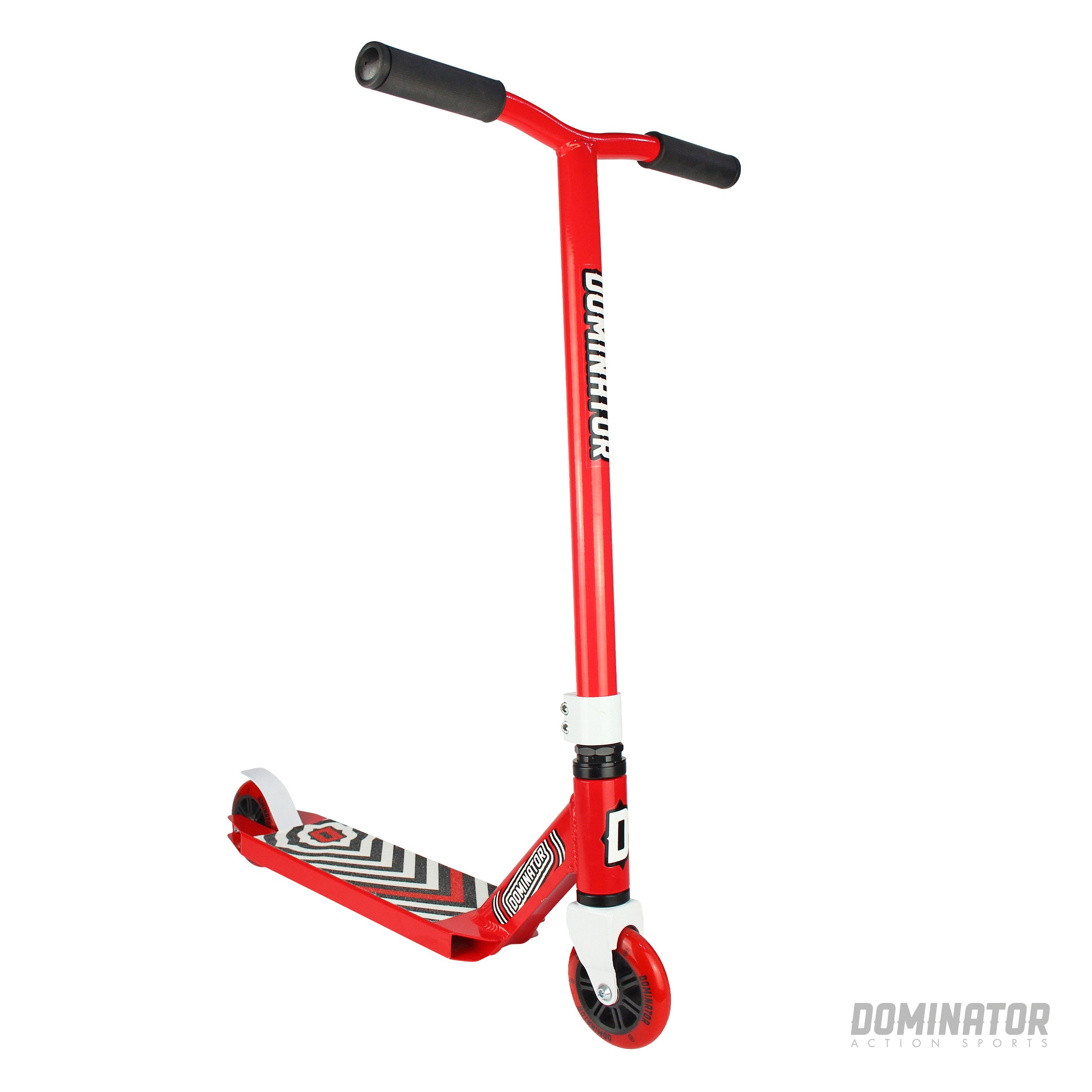 Dominator Scout Complete Scooter - red/red