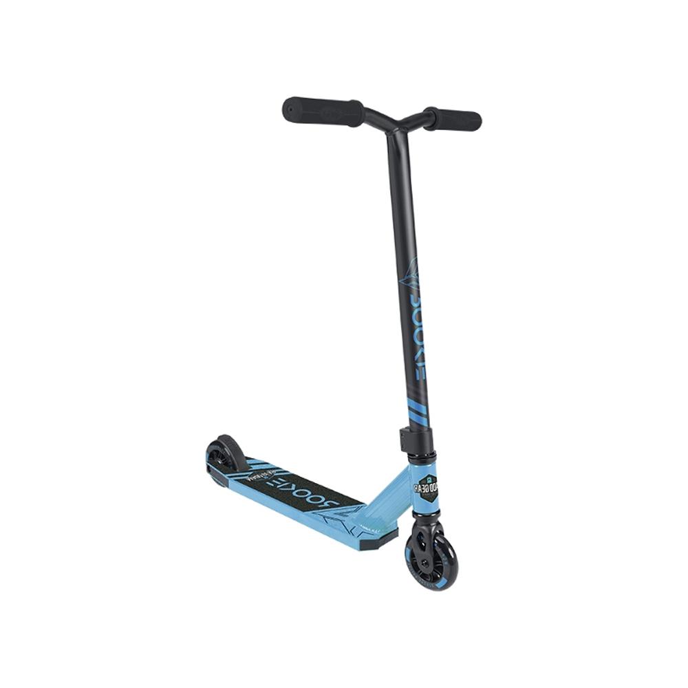 Madd Gear Scooter Carve Rookie -   schwarz/blau