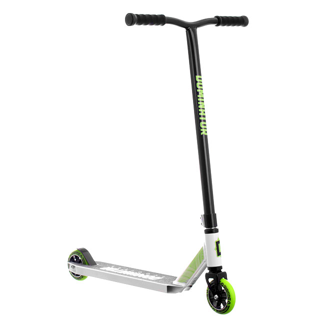 Dominator Ranger Complete Scooter - black/white