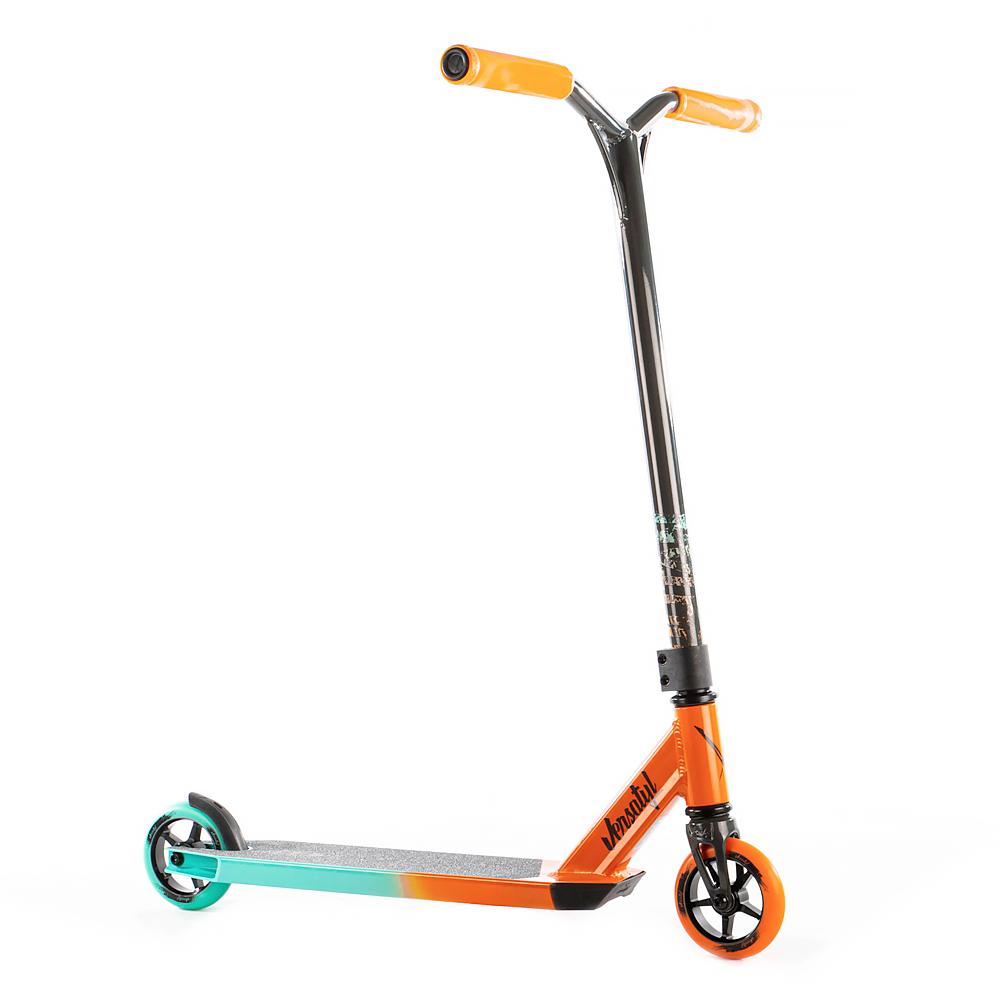 Versatyl Complete Scooter Cosmopolitan V2 - orange-blue-black